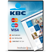 KBC Paypage Credit Card OpenCart 3 DEMO