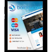Barclaycard ePDQ OpenCart 3 DEMO