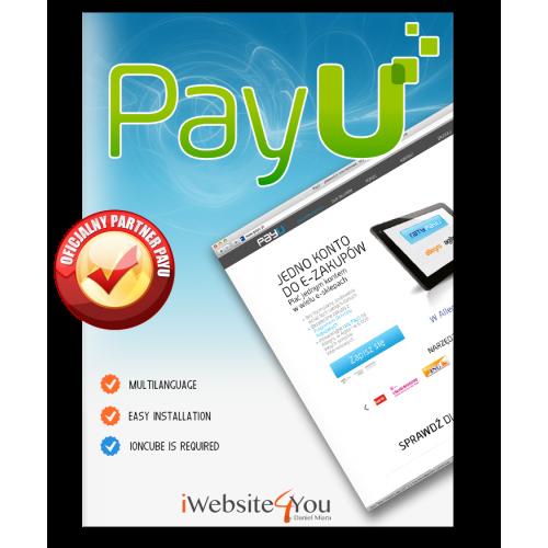PayU Polish OpenCart 3 DEMO