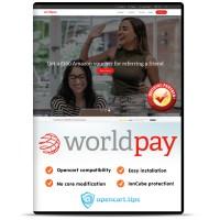 Worldpay Business Gateway PRO OpenCart 3 DEMO